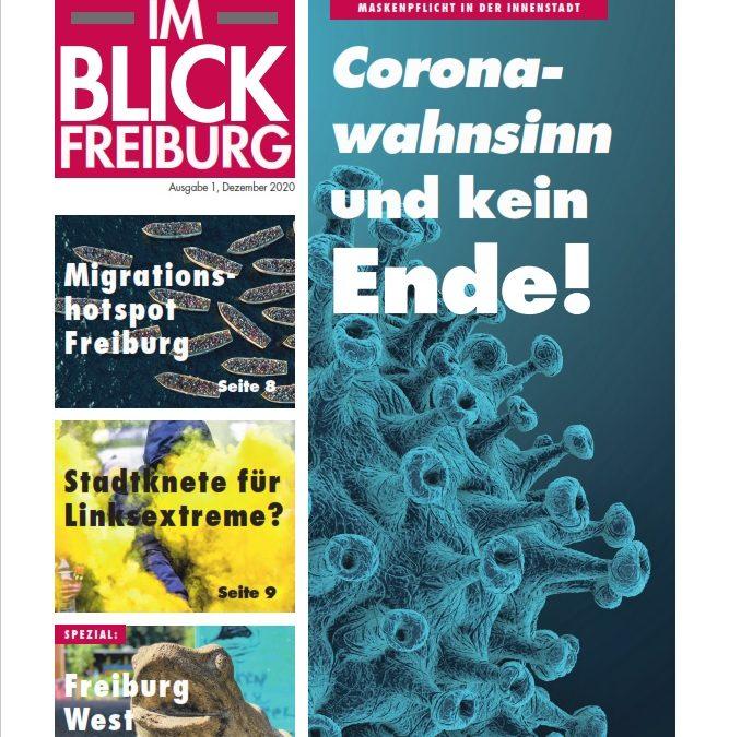 Gruppenzeitung: Stadt im Blick 2020